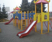 Детские площадки широкий выбор изделий в Харькове.